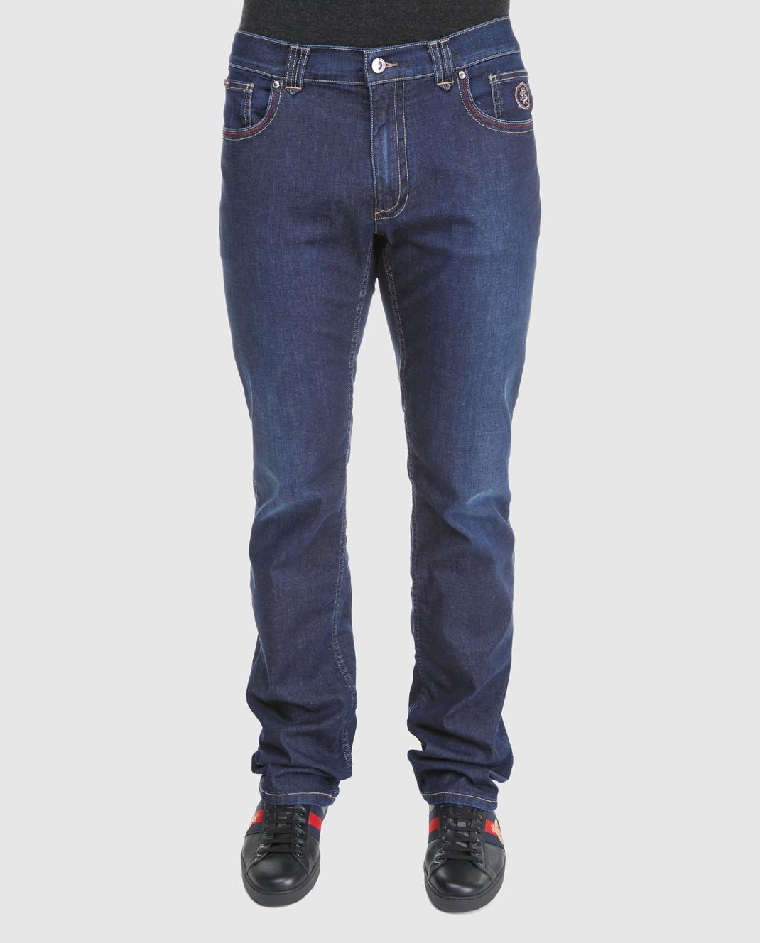 Massimo Sforza Синие джинсы RIVIERAWEBER13 изображение 3