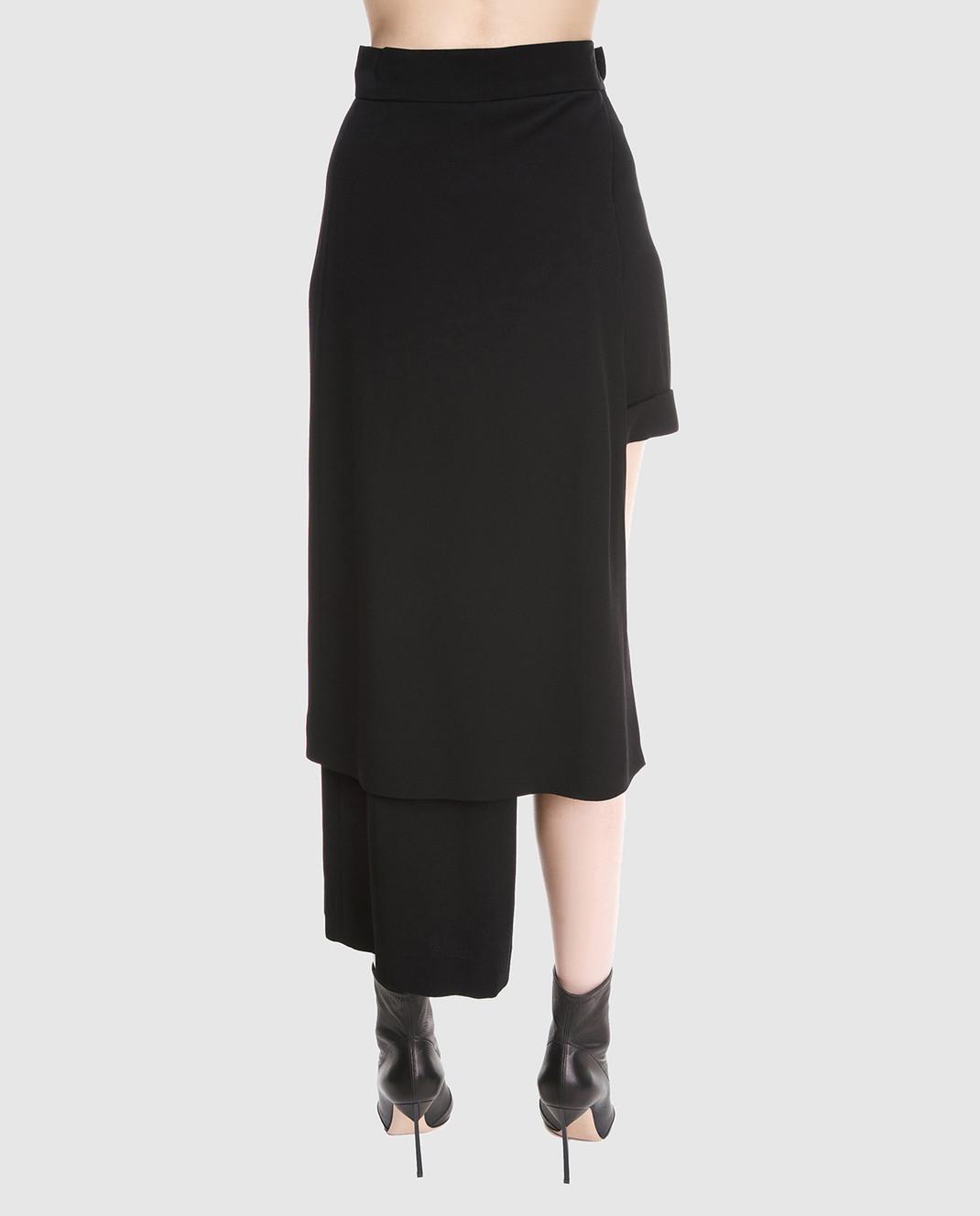 Balmain Черные брюки 115140 изображение 4