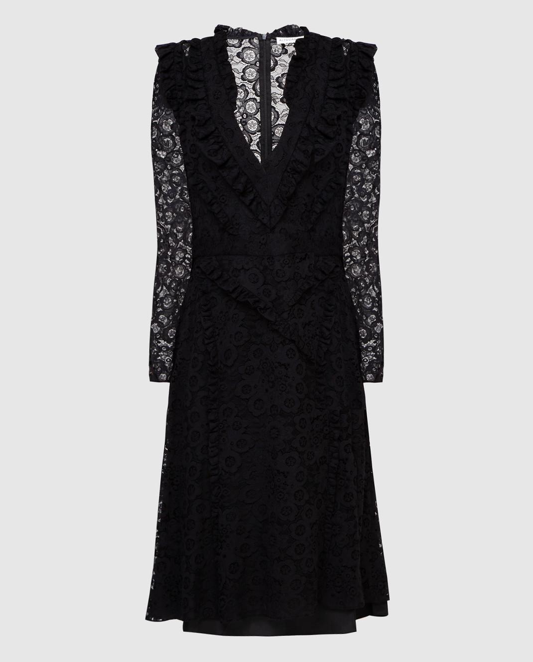 Altuzarra Черное платье 318316795