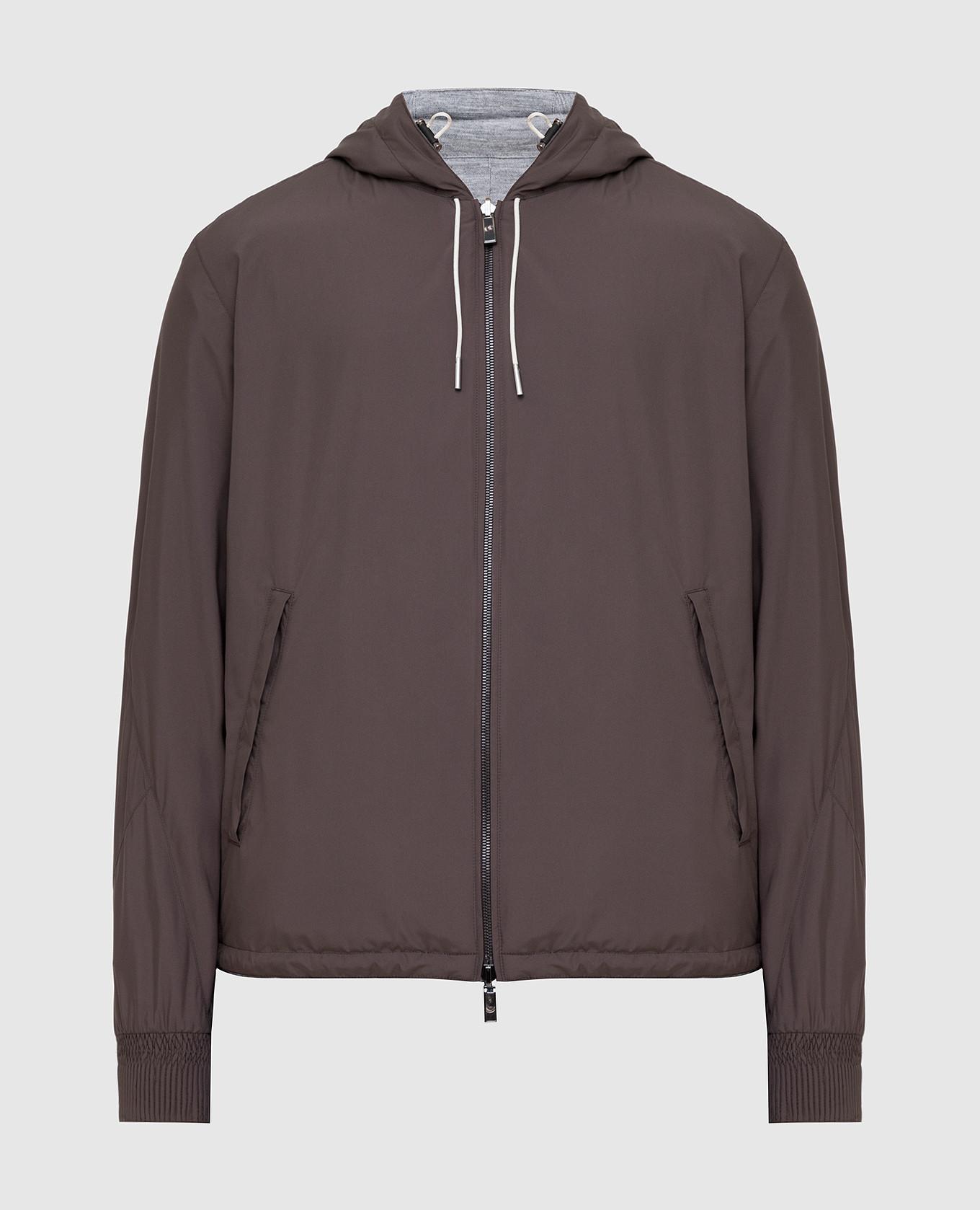 Двухстороння куртка