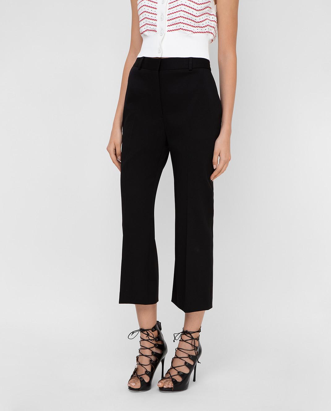 Altuzarra Черные брюки из шерсти изображение 3