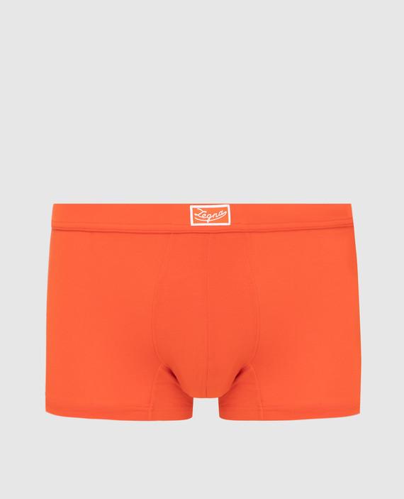 Оранжевые трусы