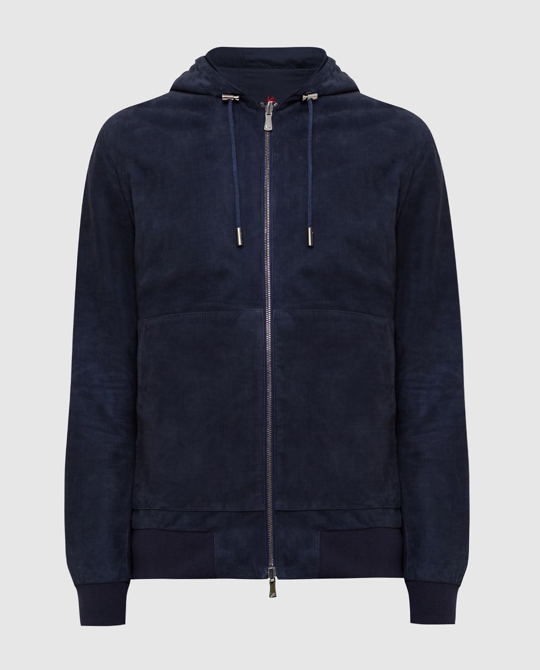 ISAIA Двухсторонняя куртка LW0062PLWP1