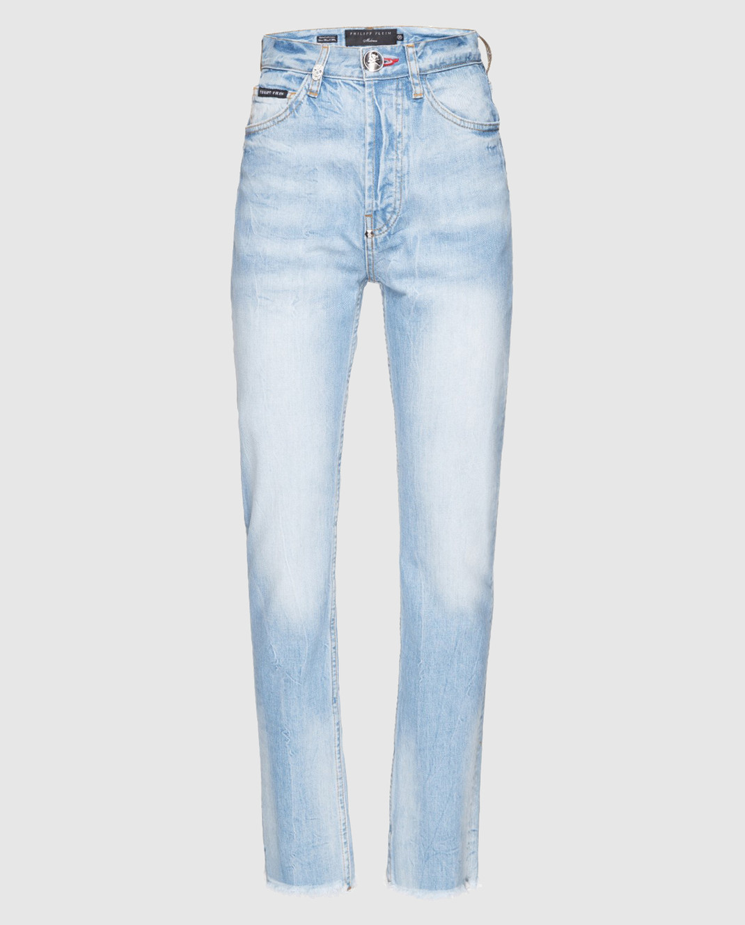 Philipp Plein Голубые джинсы изображение 1