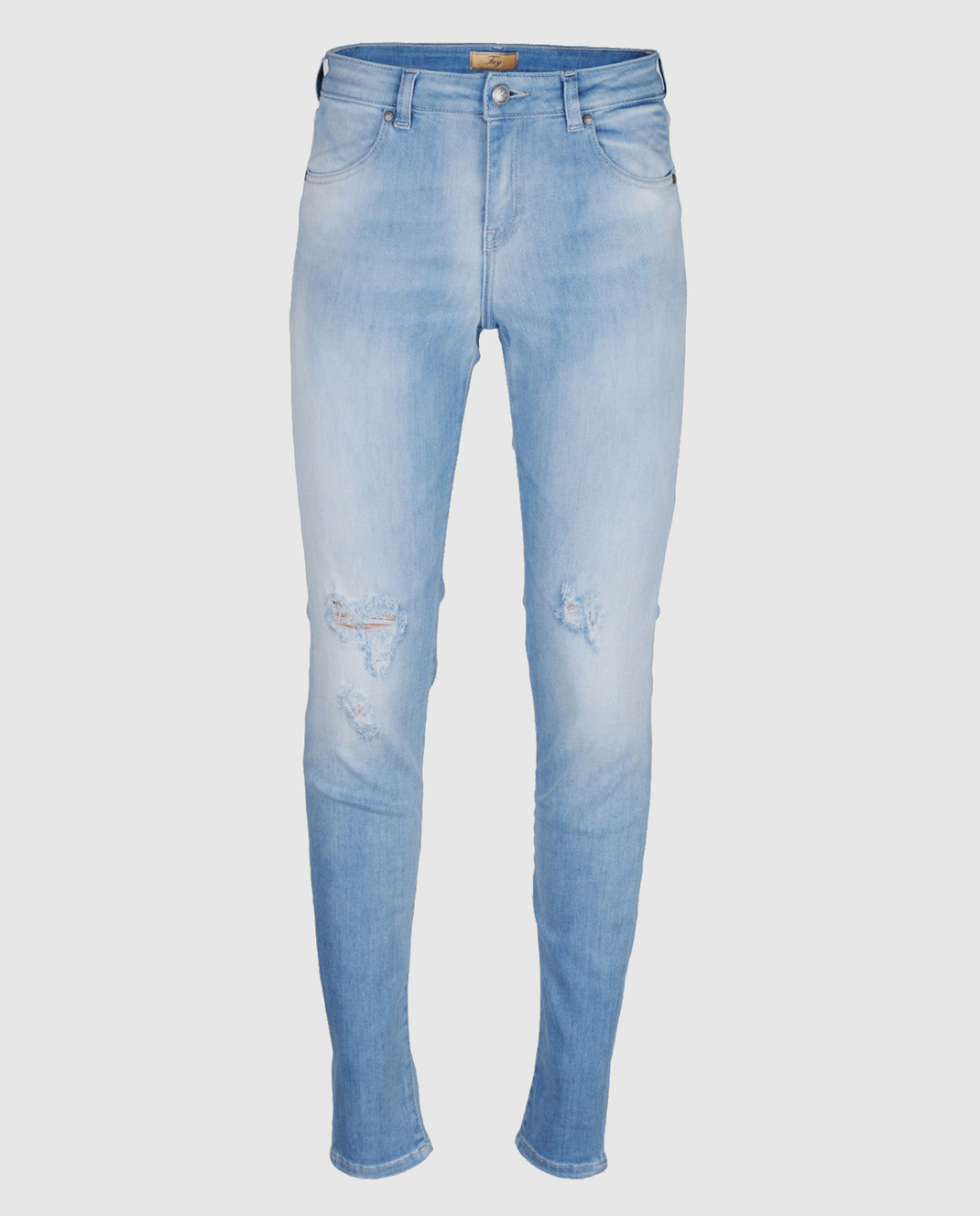FAY Голубые джинсы NTW8234524LOJN
