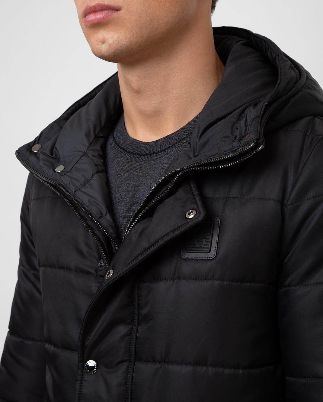 Dolce&Gabbana Черная куртка изображение 5