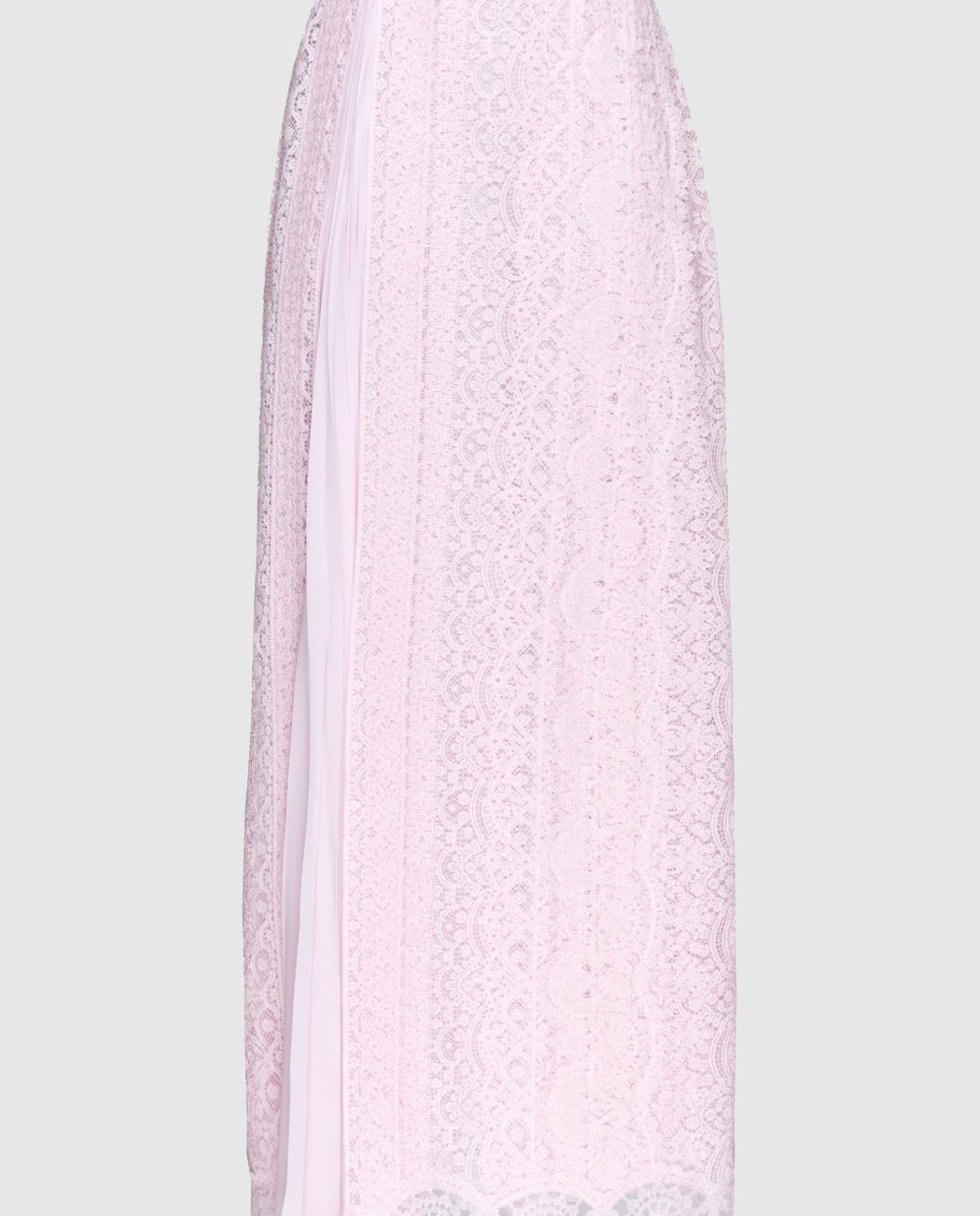 Ermanno Scervino Розовая юбка D312O707FDHUM изображение 4