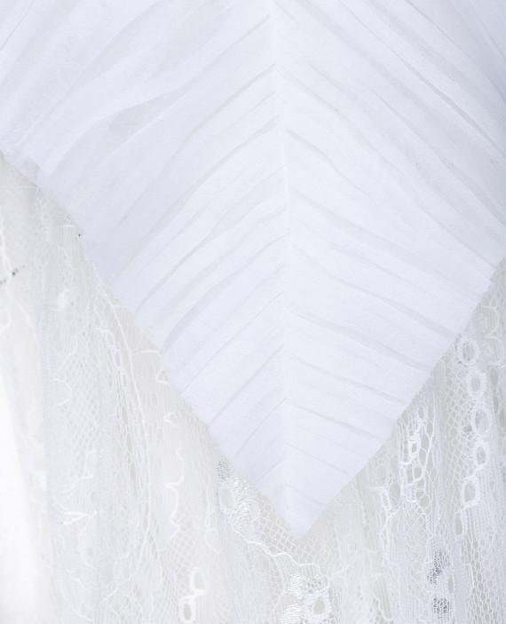 Белая блуза с кружевом hover