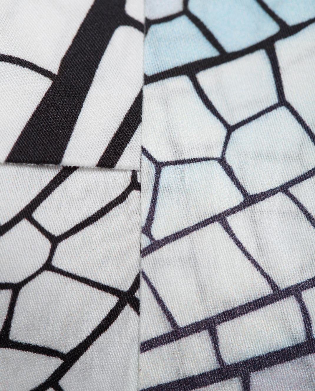 Vionnet Белый топ CAVAP15006T3091 изображение 5