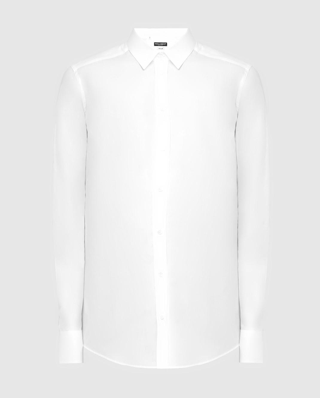 Dolce&Gabbana Белая рубашка изображение 1