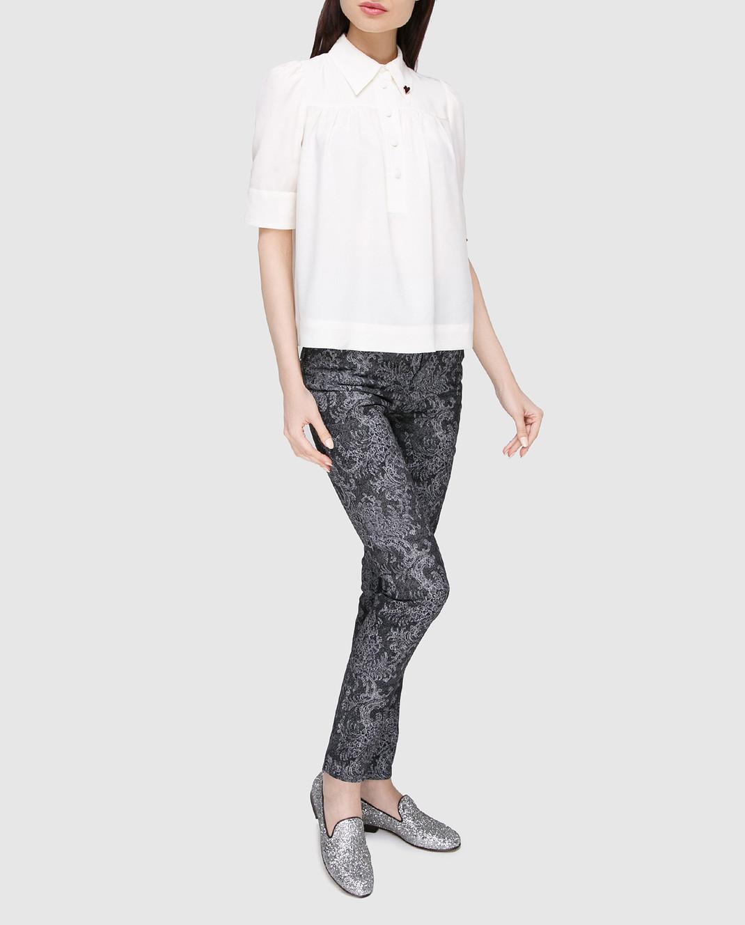 Marc Jacobs Черные джинсы M4006986 изображение 2