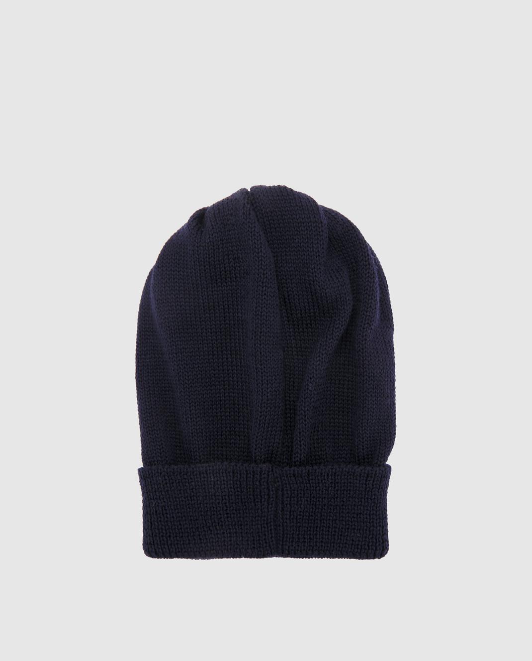 Catya Детская темно-синяя шапка изображение 2