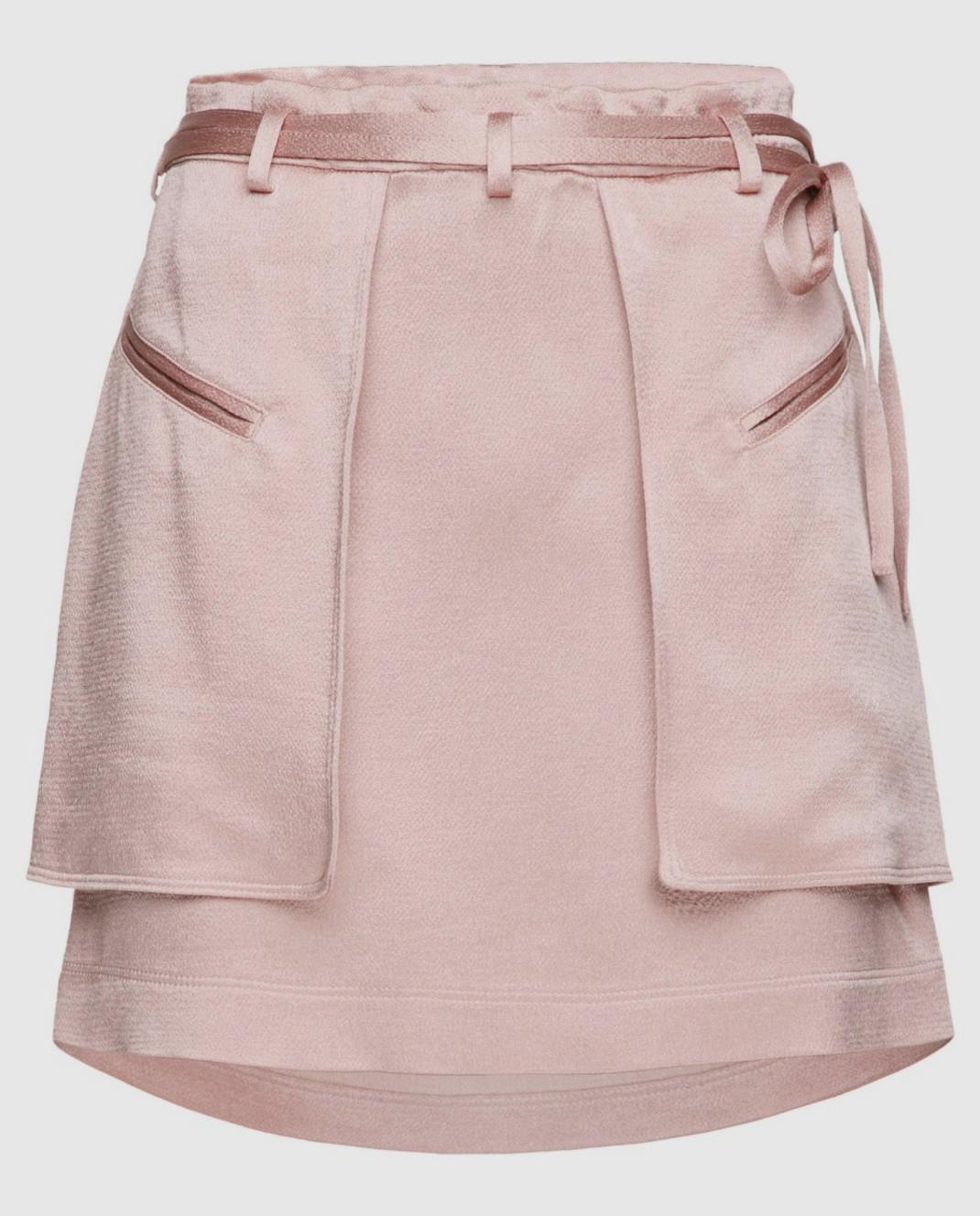 Valentino Розовая юбка PB0RA3K53H3