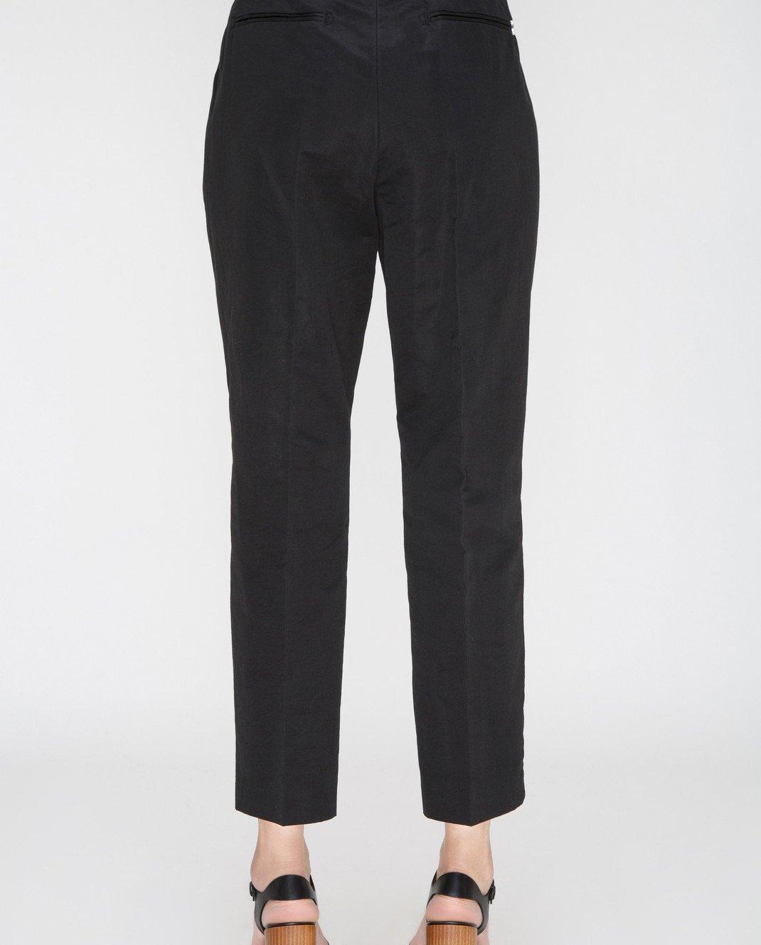 Dondup Черные брюки изображение 4