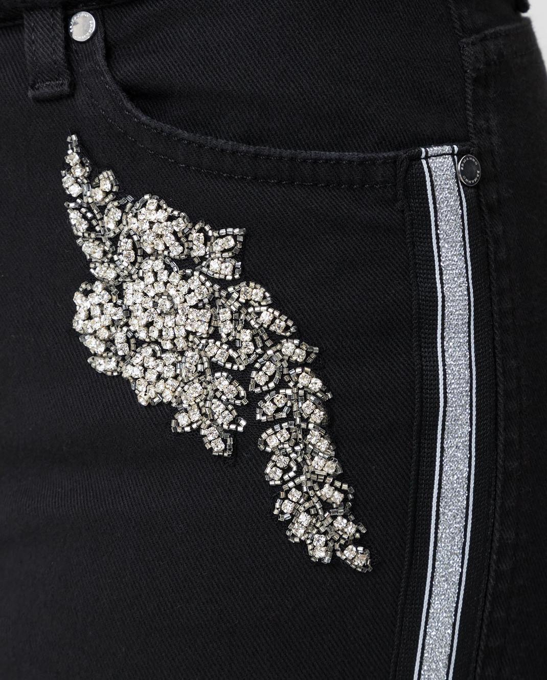 Ermanno Черные джинсы JL10 изображение 5
