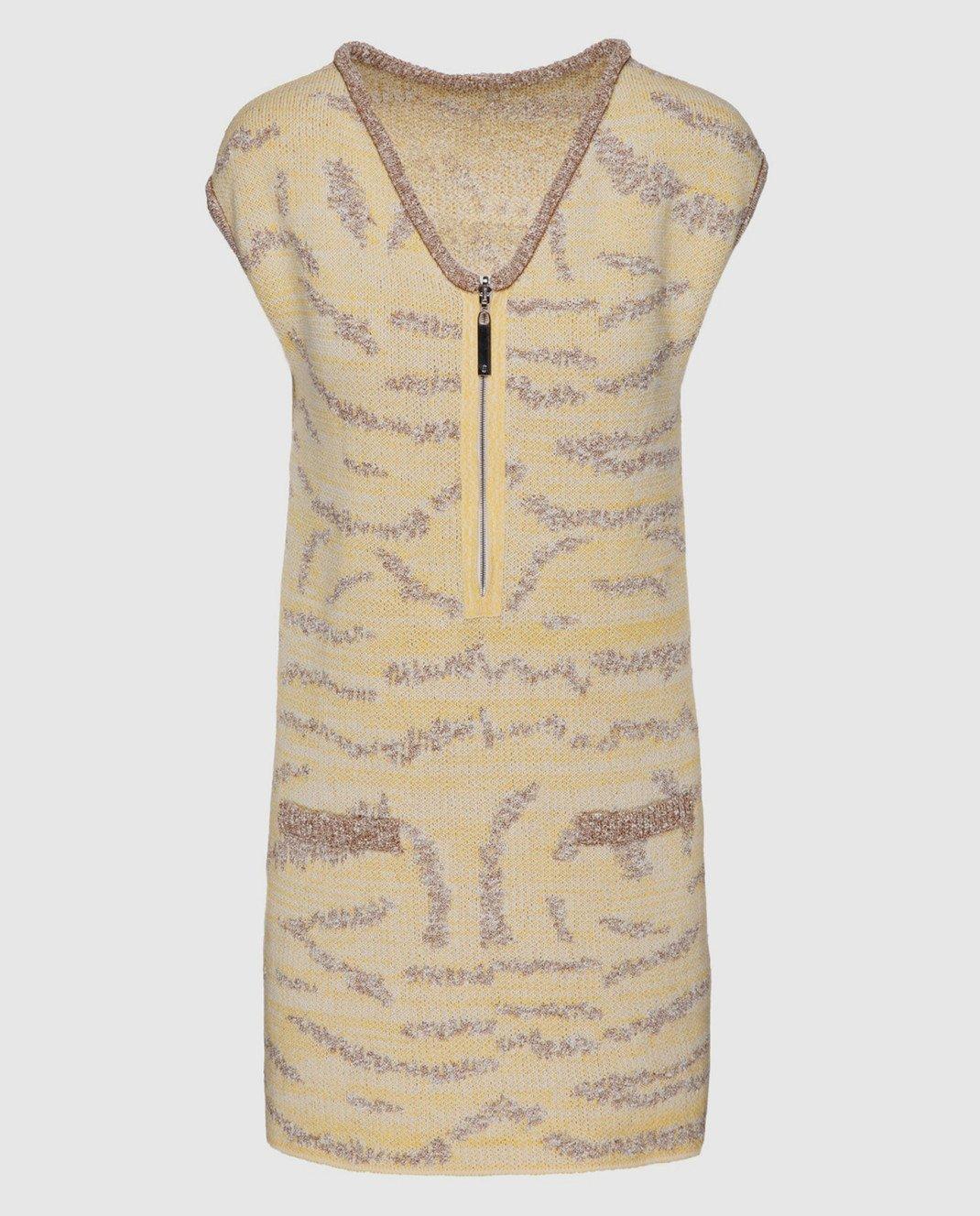 Maison Ullens Двустороннее платье DRE070 изображение 2