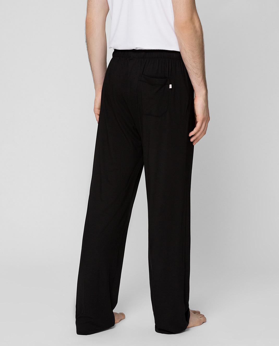 Derek Rose Черные брюки 3558BASE001 изображение 4
