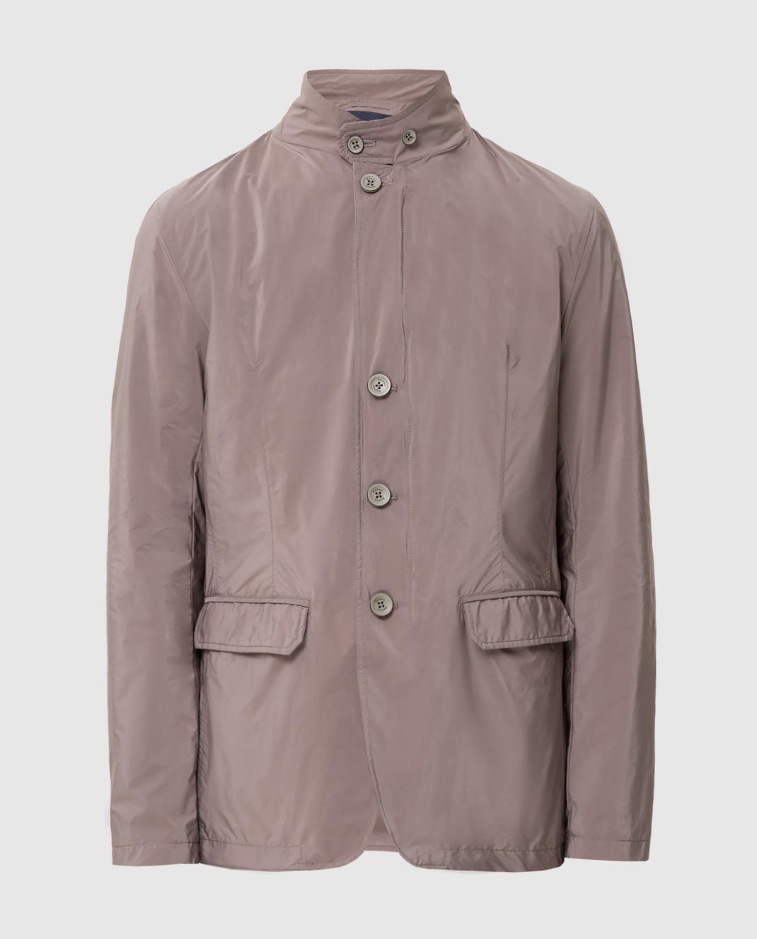 Herno Светло-коричневая куртка GA0074U