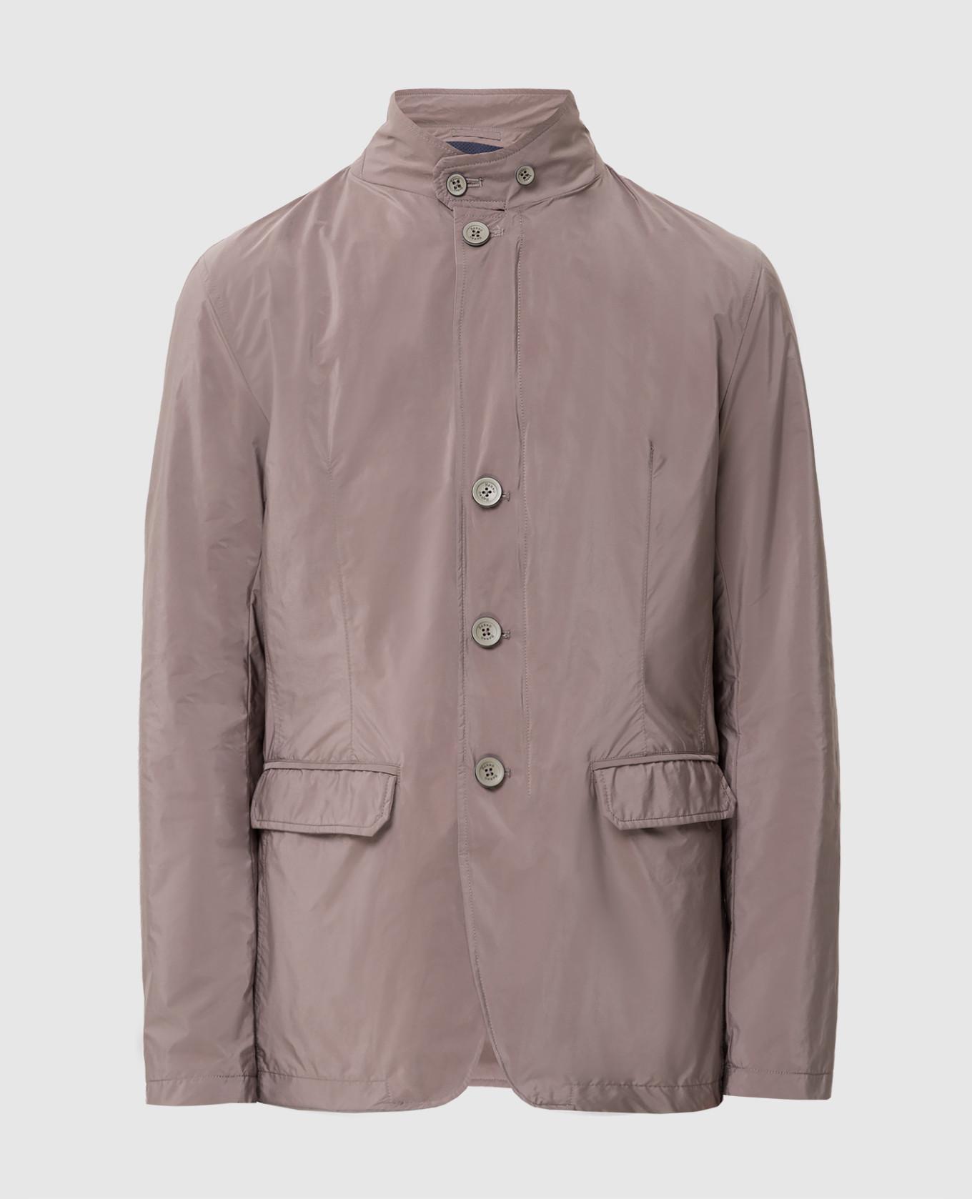 Светло-коричневая куртка