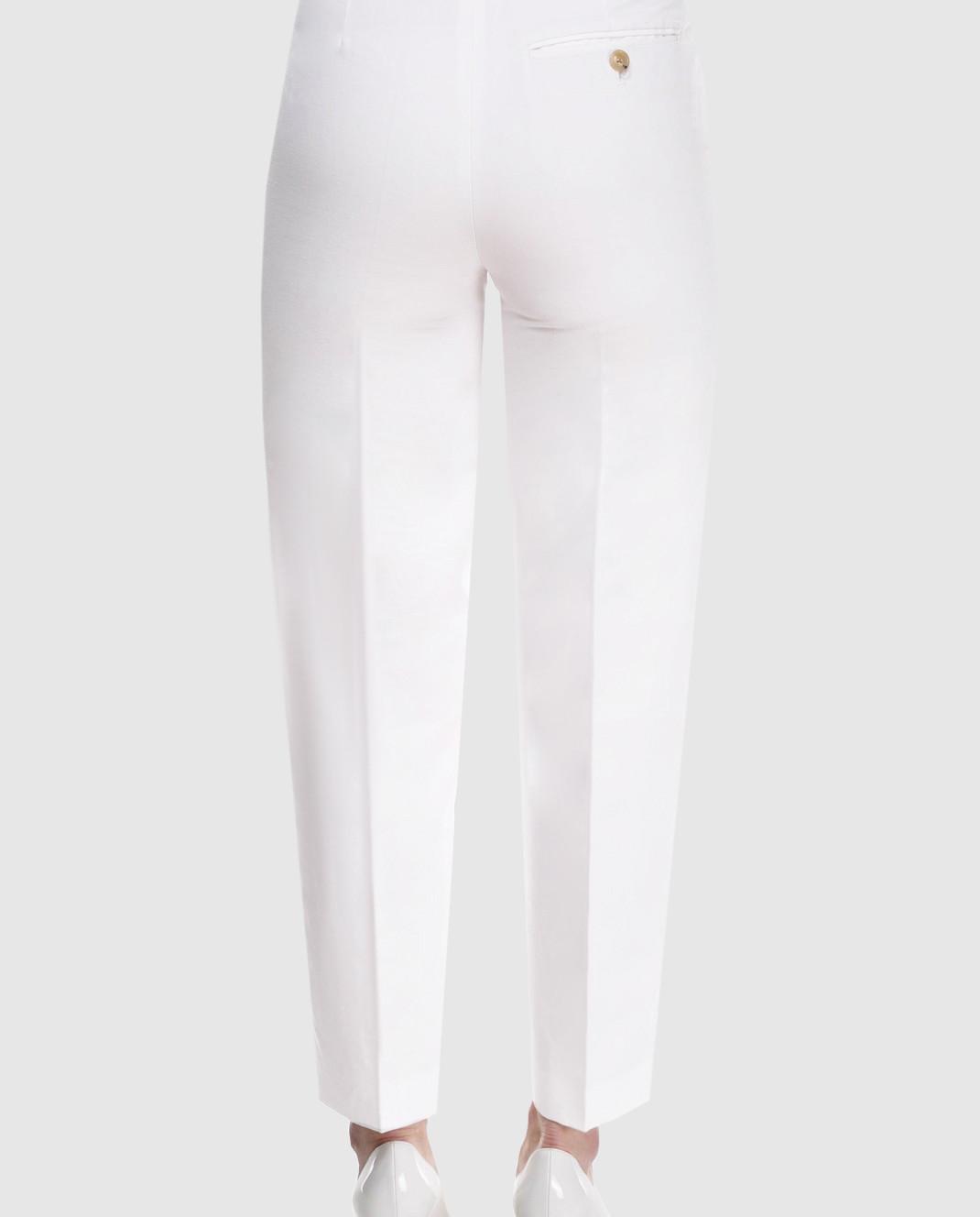 Alexander Terekhov Белые брюки P119 изображение 5
