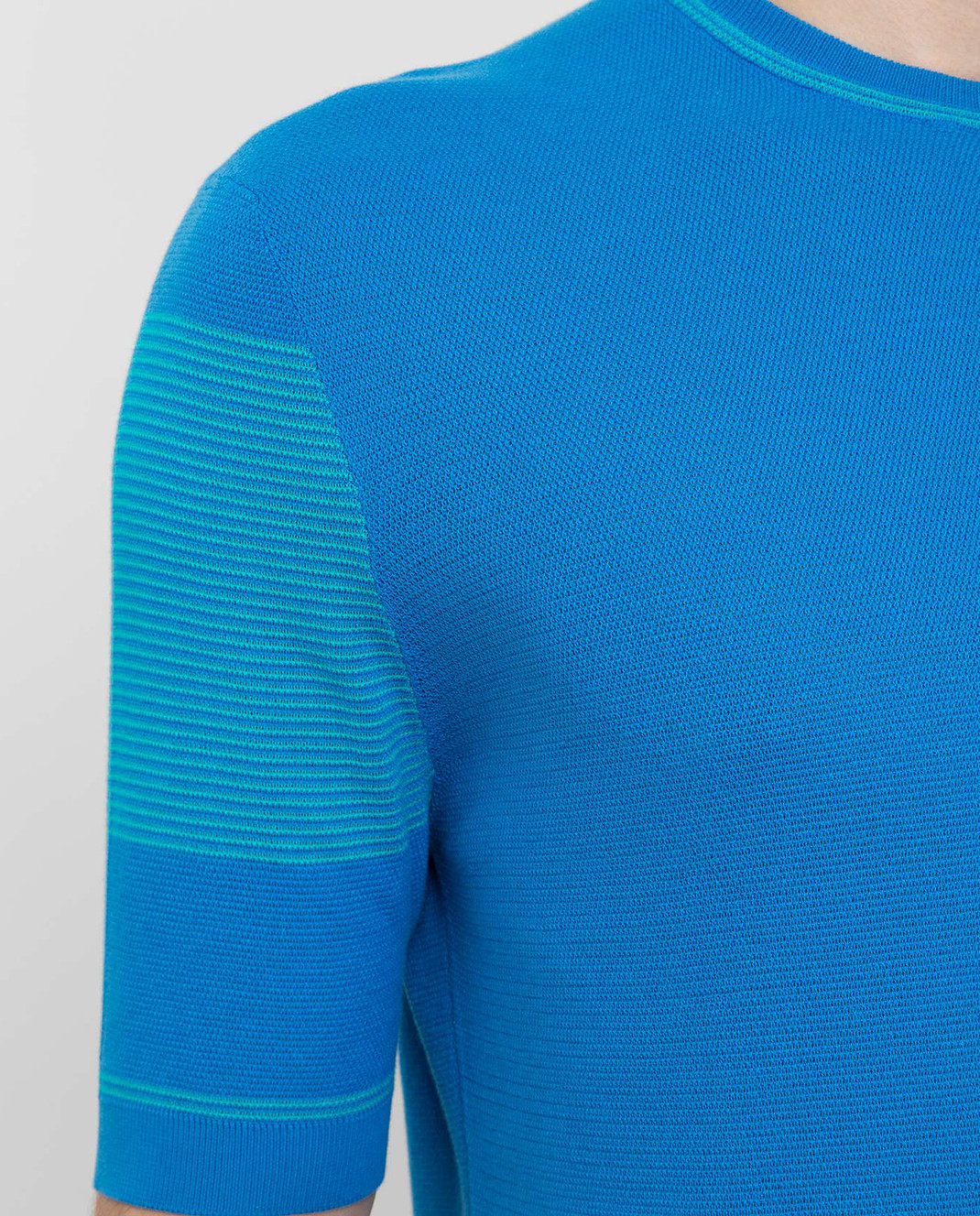 Castello d'Oro Синяя футболка изображение 5
