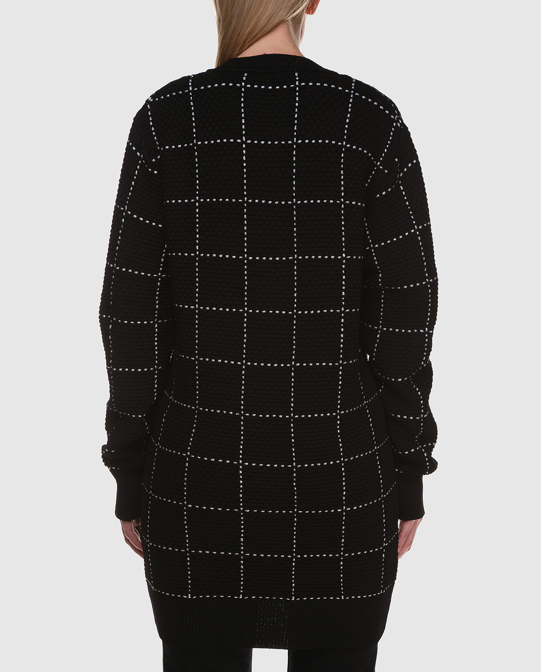 Balmain Черный свитер 136667 изображение 4