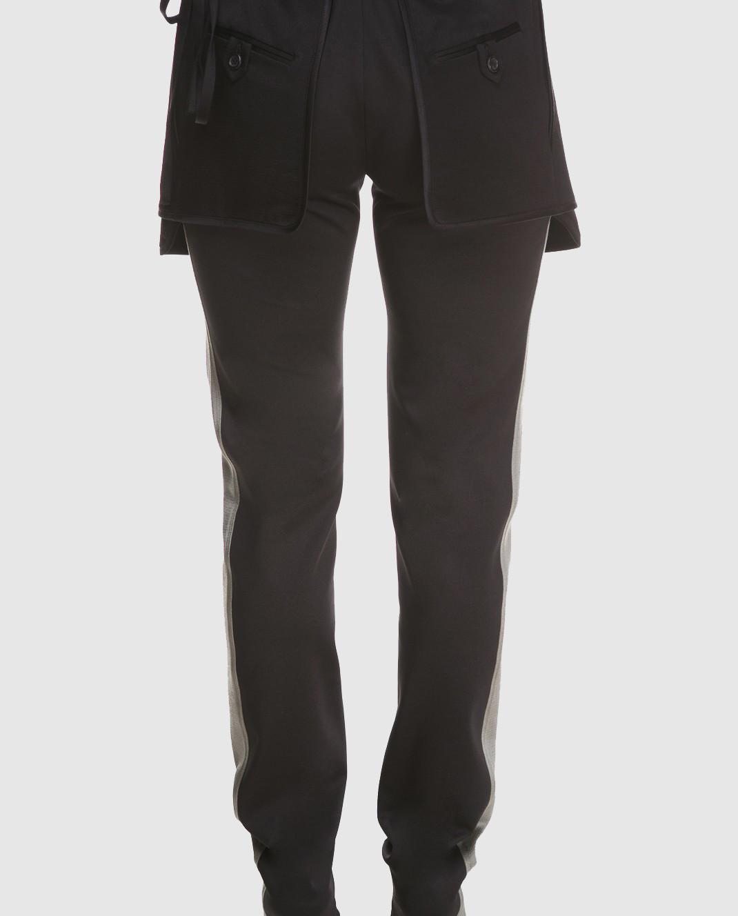 Valentino Черные брюки PB0RB2A53Q3 изображение 5