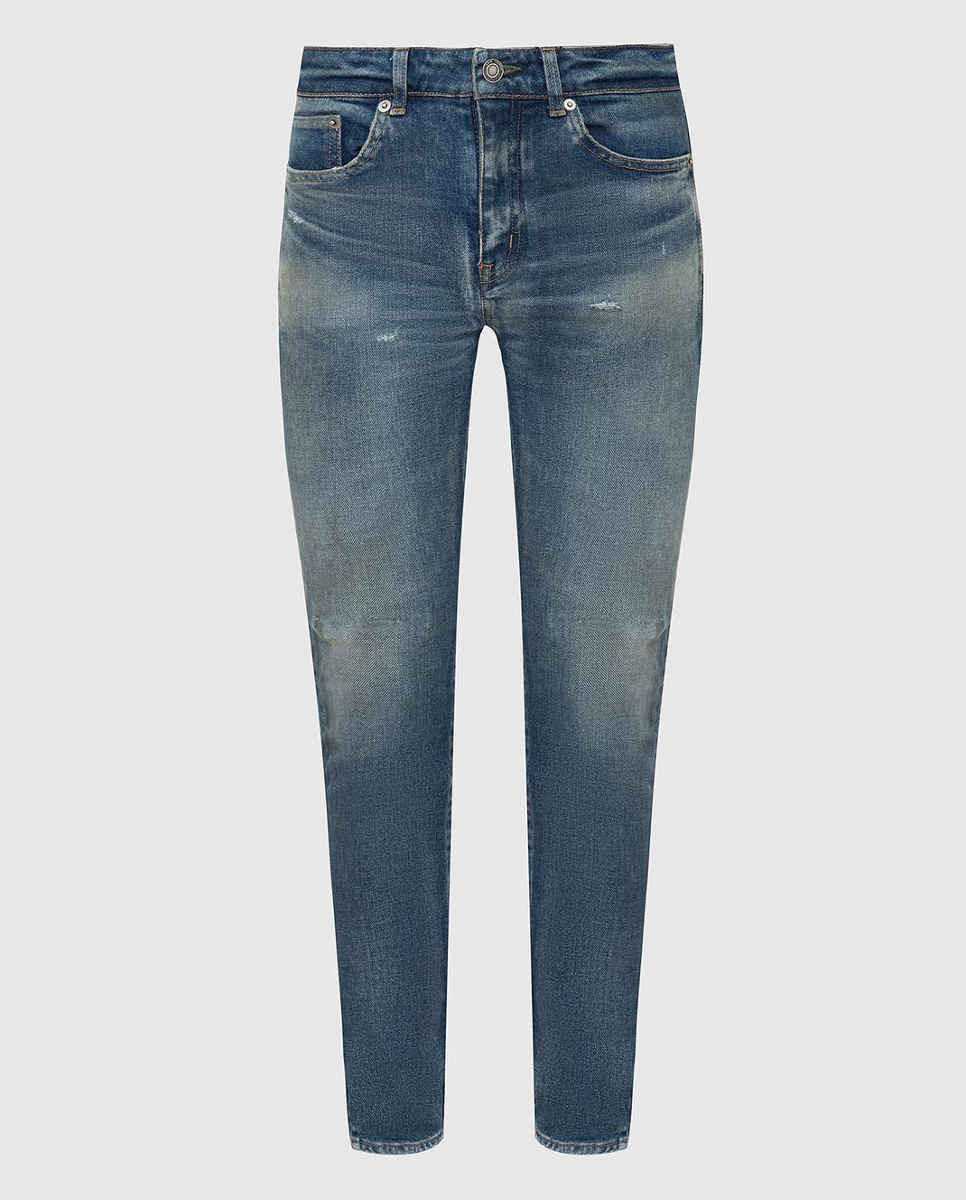 Saint Laurent Синие джинсы изображение 1