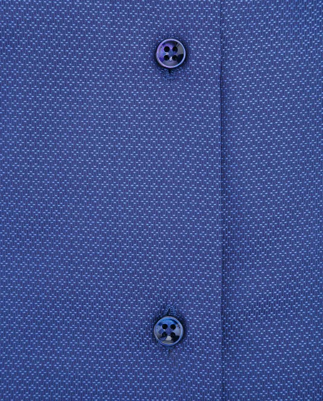 Marol Темно-синяя рубашка 8352 изображение 3