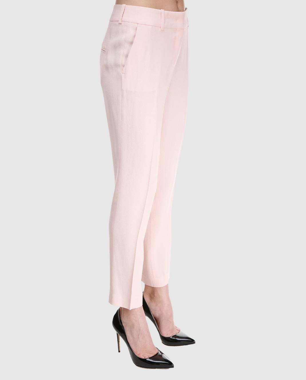 Ermanno Scervino Розовые брюки D326P301LHU изображение 3