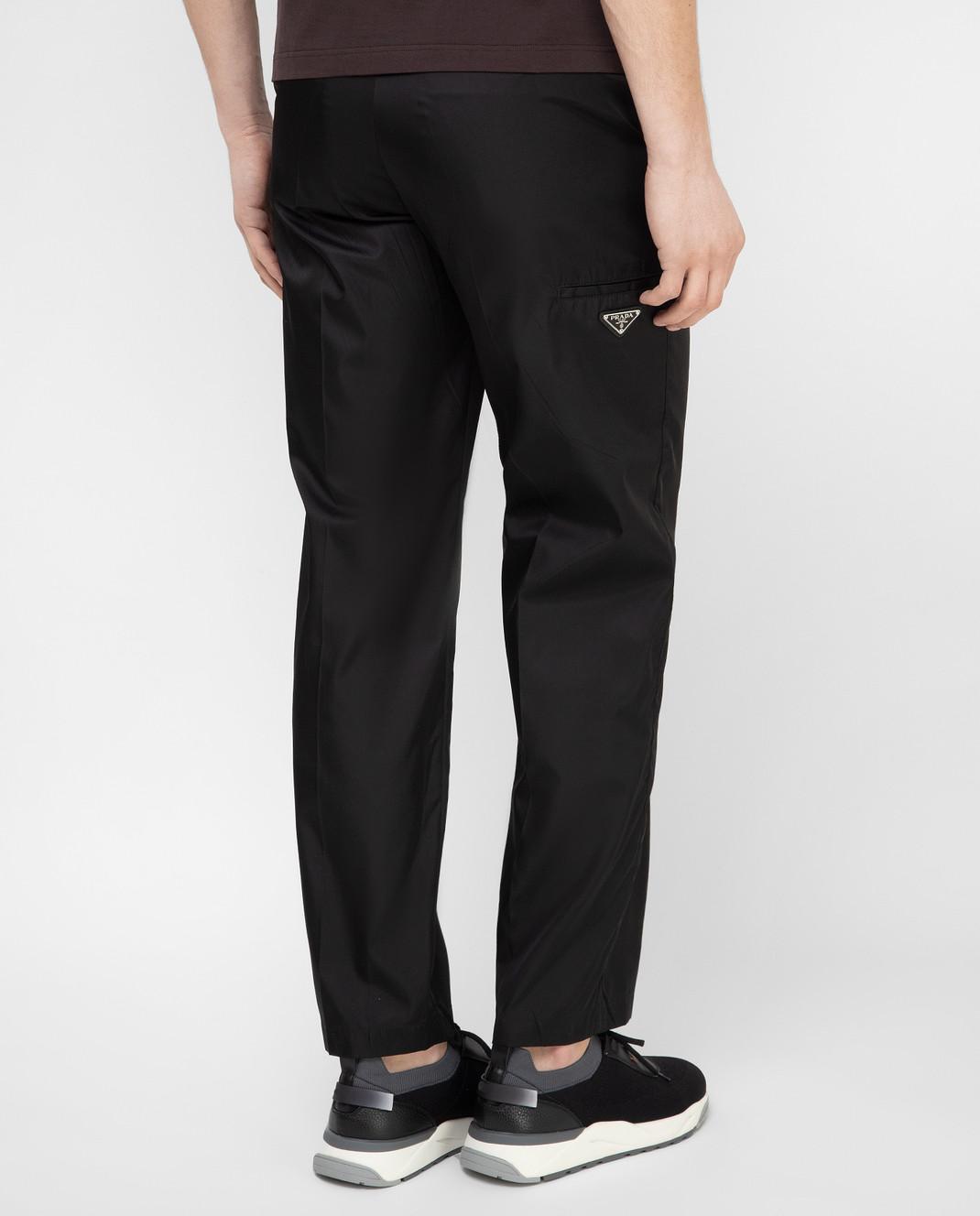 Prada Sport Черные брюки SPG30I18 изображение 4