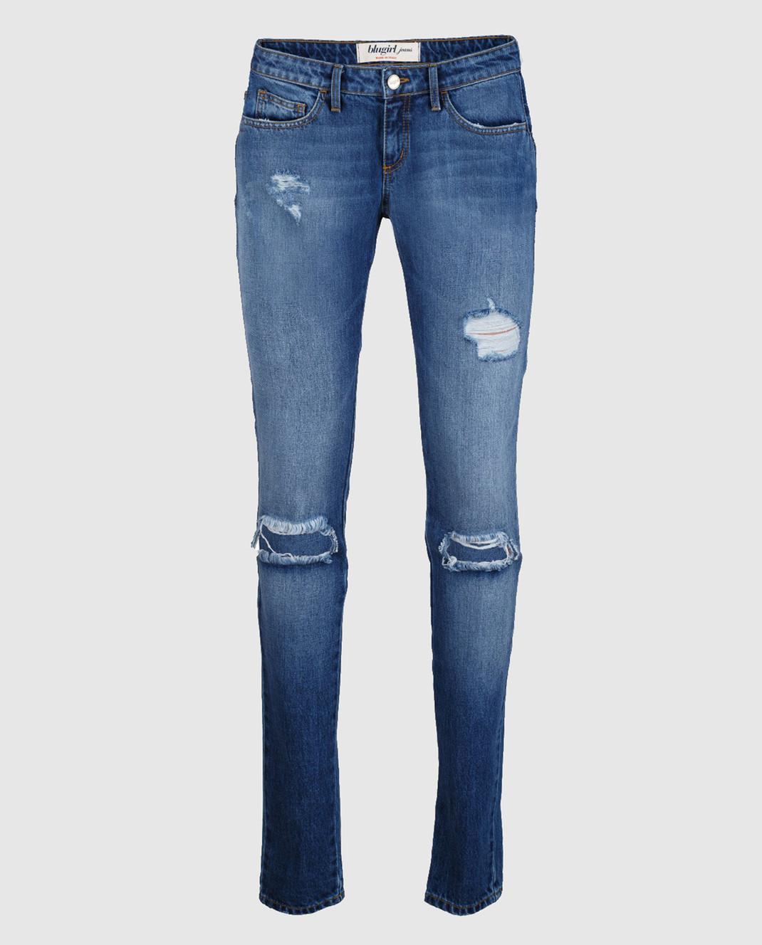 Blugirl Синие джинсы 3461
