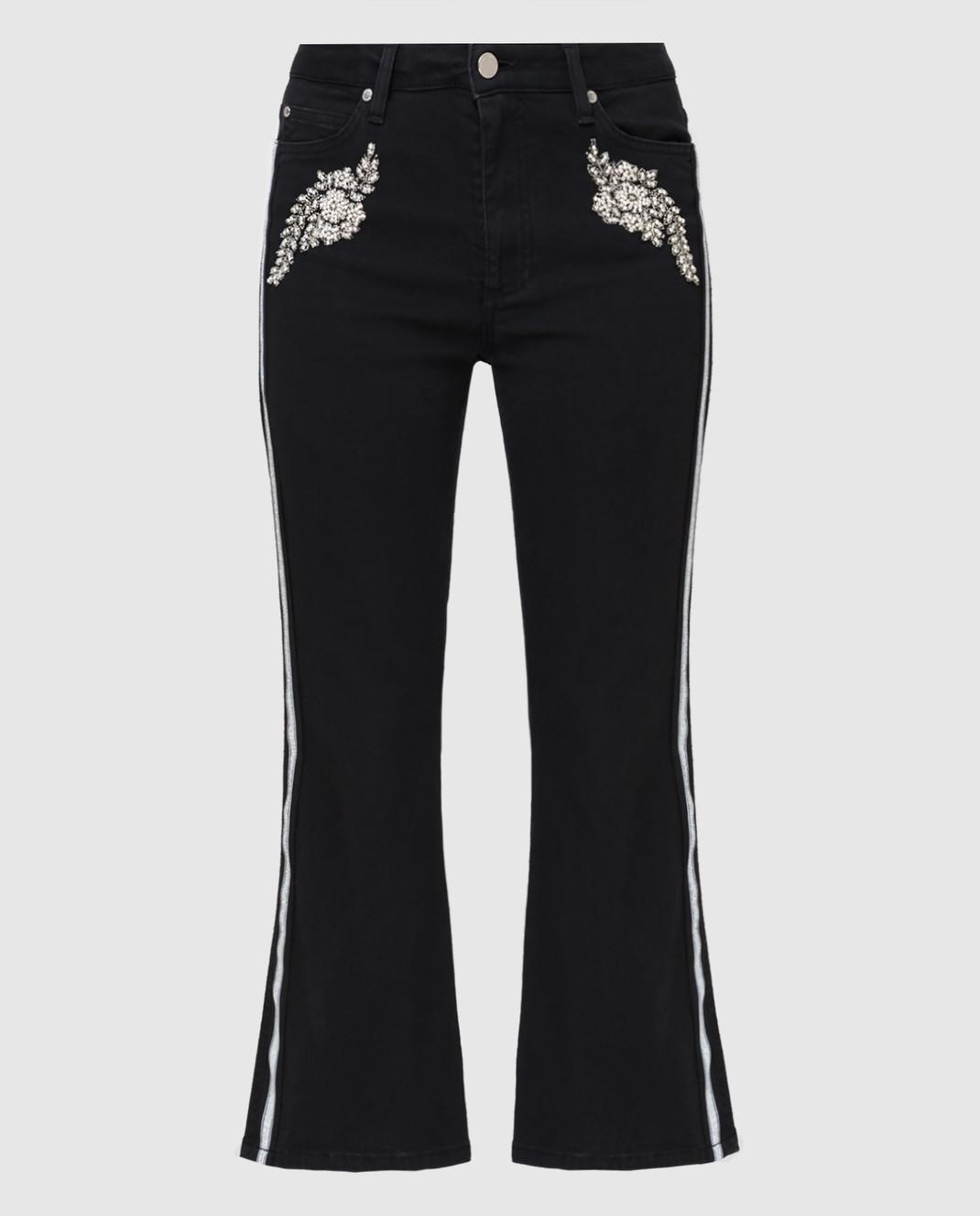 Ermanno Черные джинсы JL10