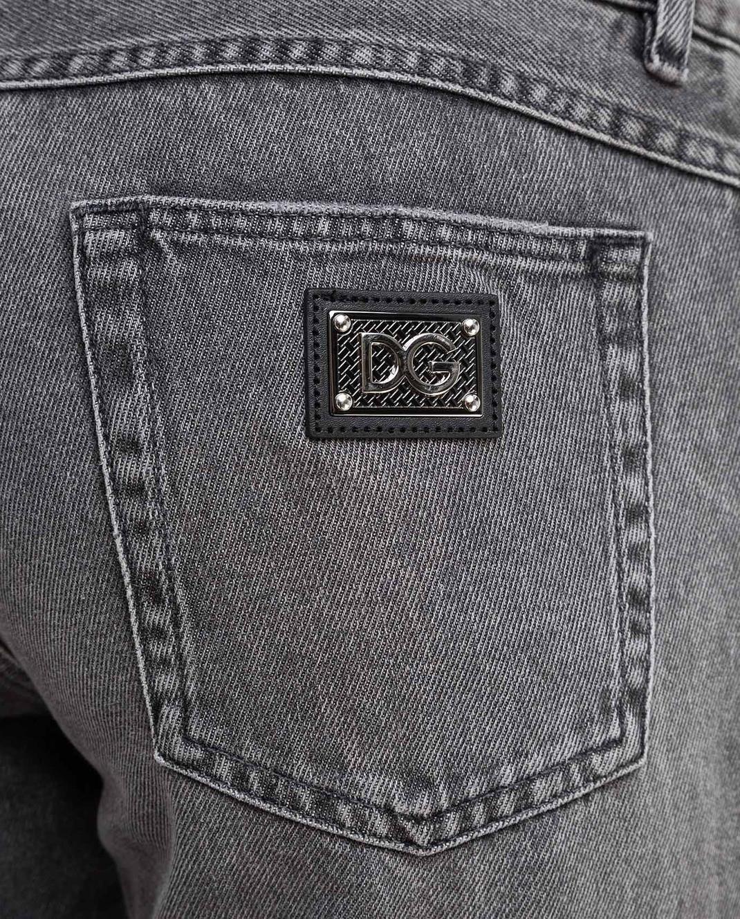 Dolce&Gabbana Серые джинсы изображение 5