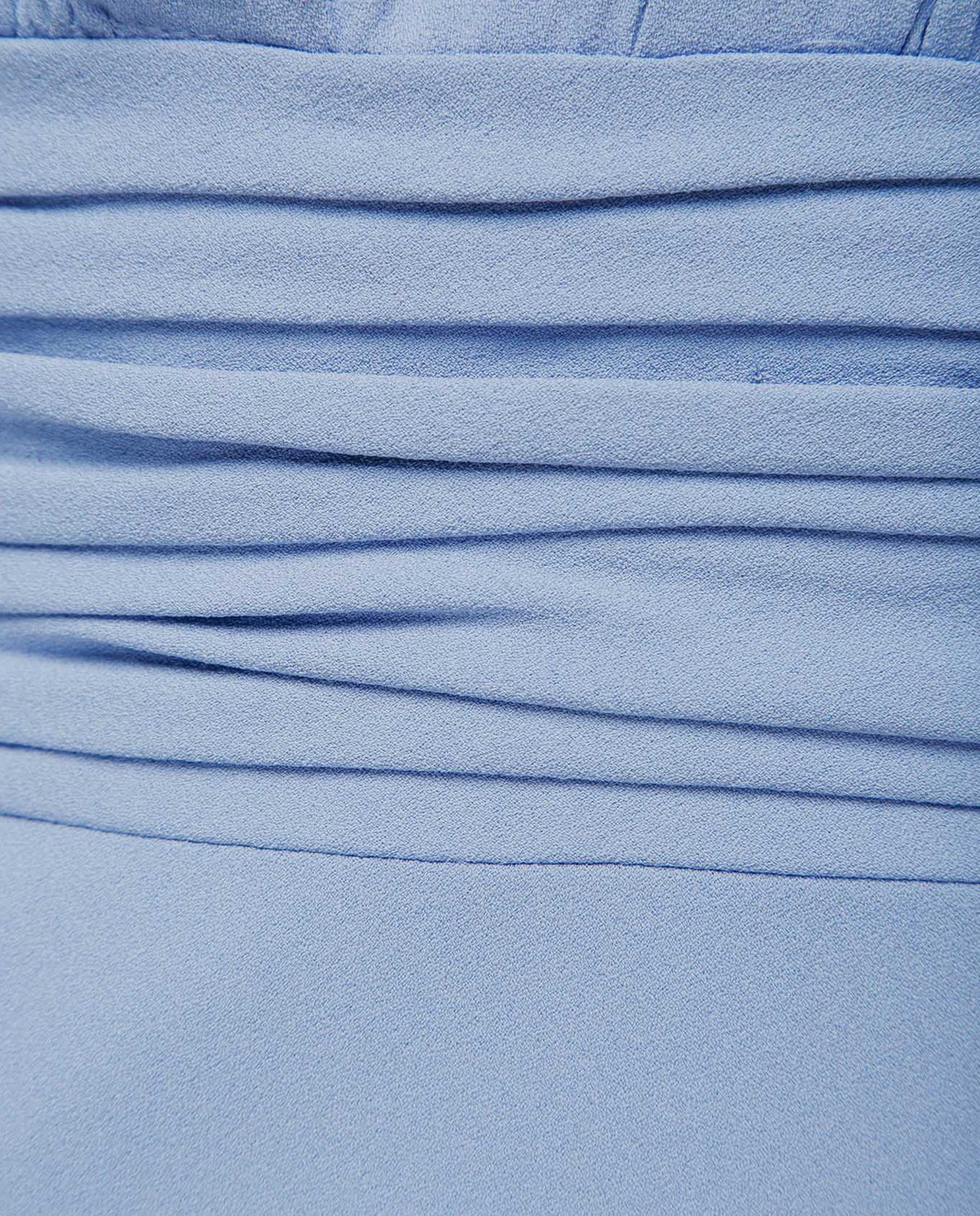 Ermanno Scervino Голубое платье D322Q313LHU изображение 5