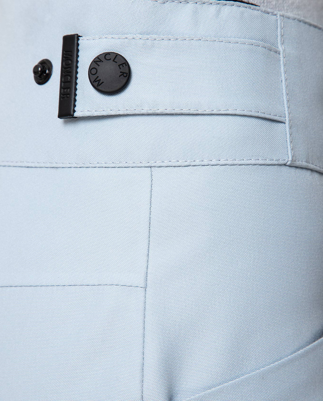 Moncler Grenoble Голубые лыжные брюки 16417 изображение 5