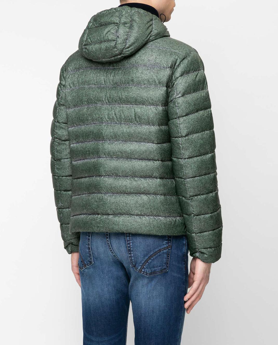 Fradi Зелёная куртка 192LENOX5402 изображение 4