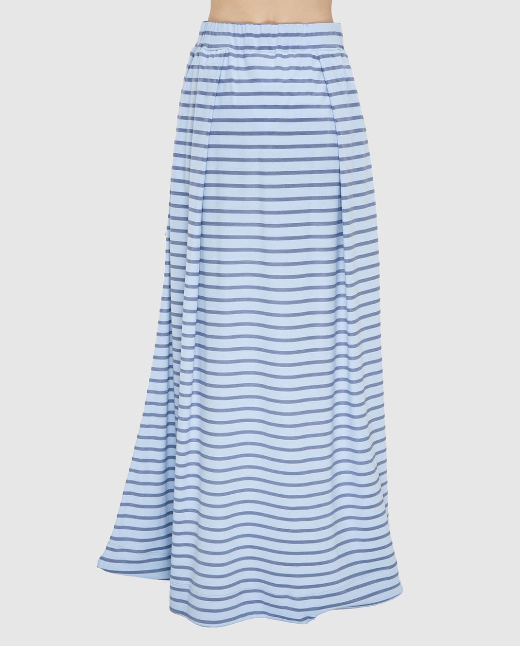 Ereda Голубая юбка 241498L изображение 5