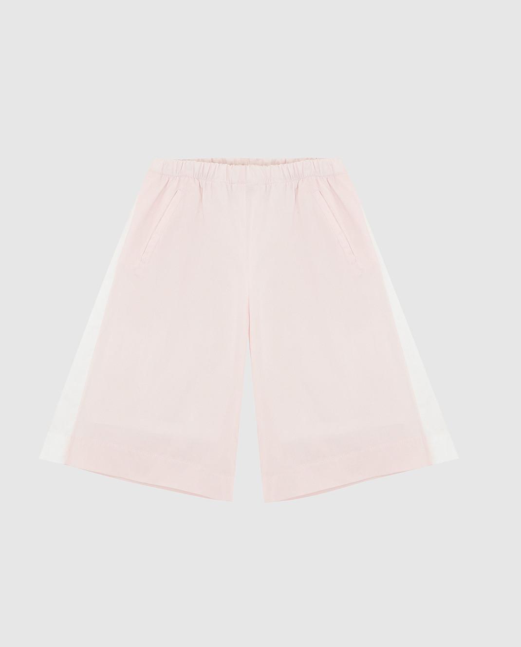 CAF Детские розовые шорты 100PO24