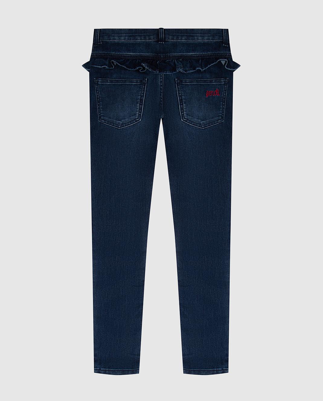 Fendi Детские джинсы JFF1051012 изображение 2