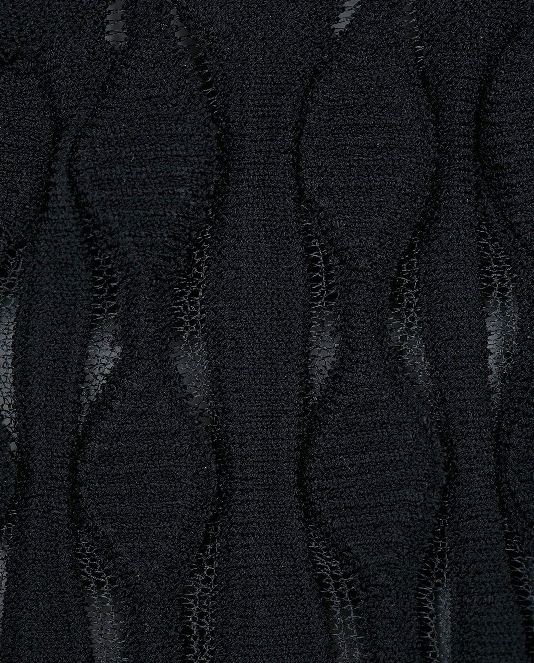 Azzedine Alaia Черная юбка 7S9JC55LM297 изображение 4