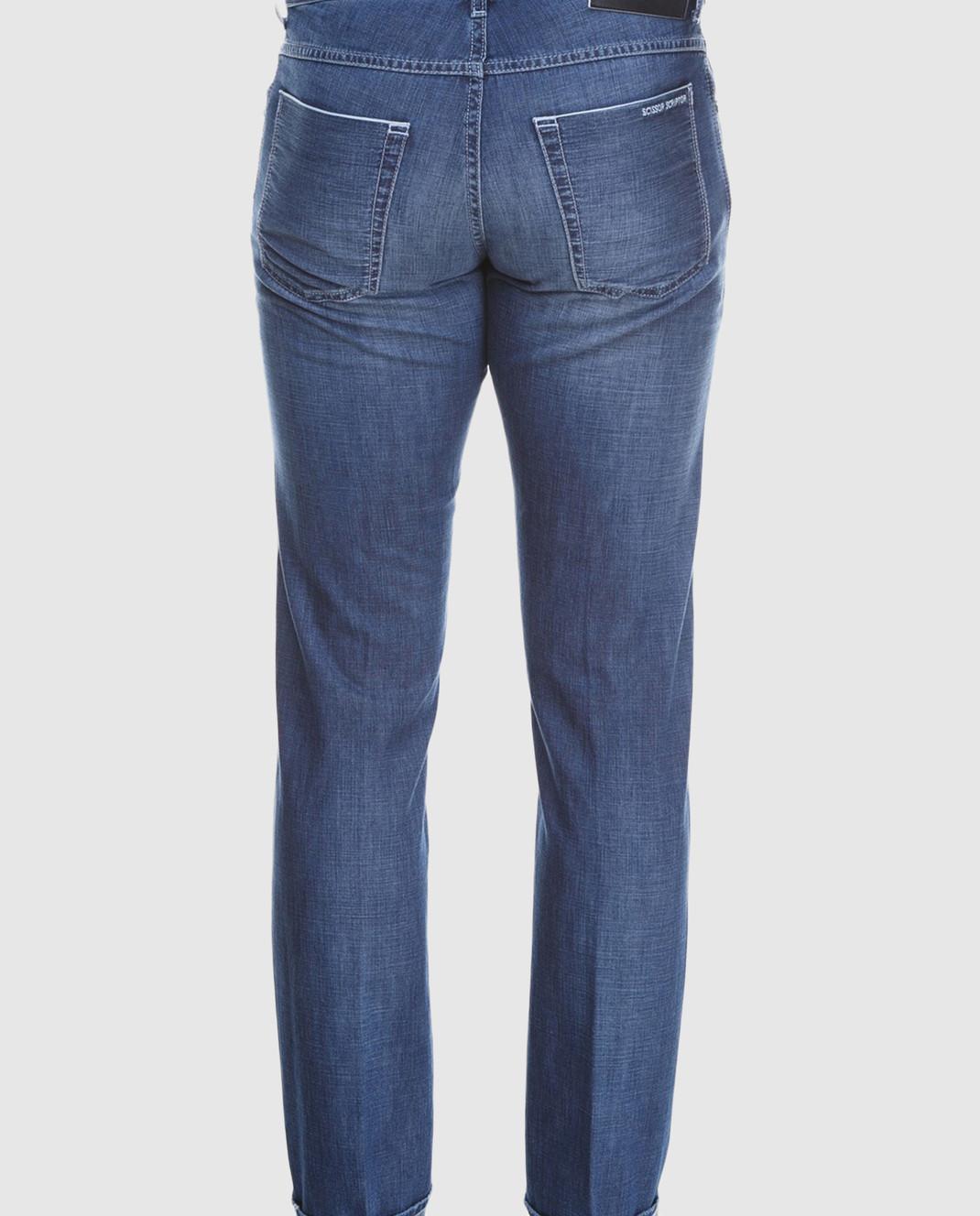 Scissor Scriptor Синие джинсы TIBERIOT68 изображение 5