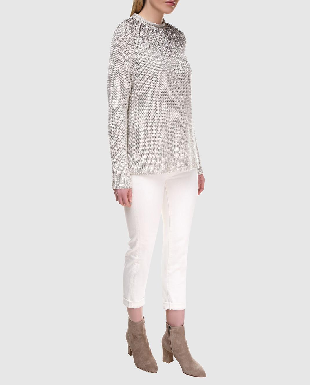 Ralph Lauren Светло-бежевый свитер 211684158 изображение 2