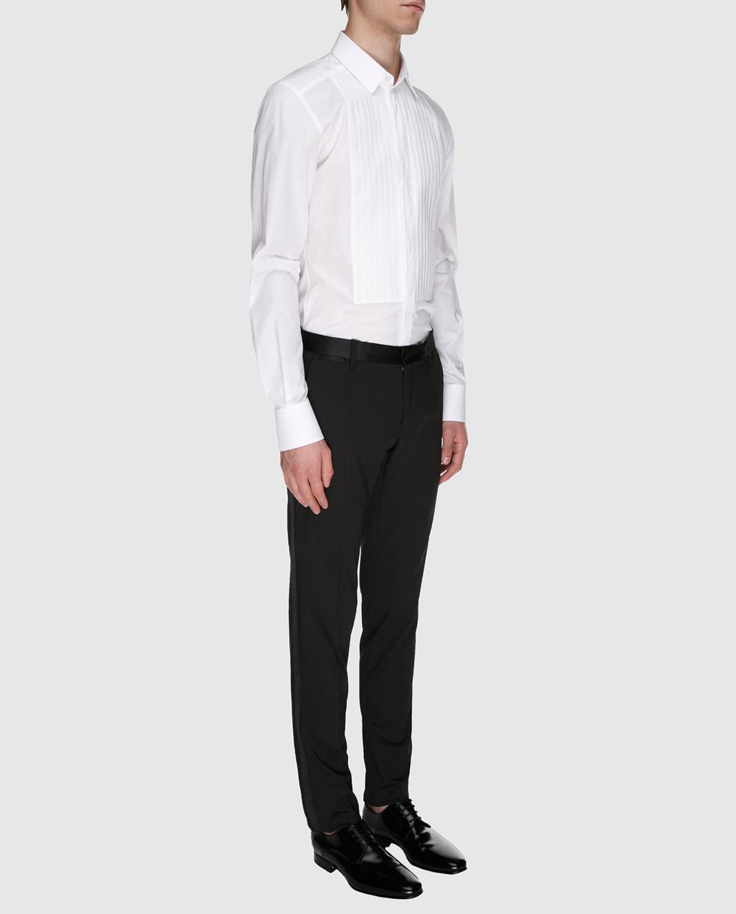 Dolce&Gabbana Черные брюки GYA5MTFUCD4 изображение 2