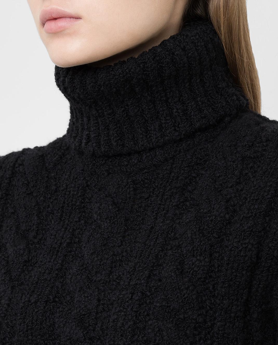 Dolce&Gabbana Черное платье изображение 5