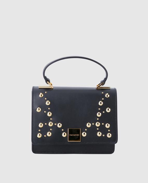 Кожаная сумка Caroline