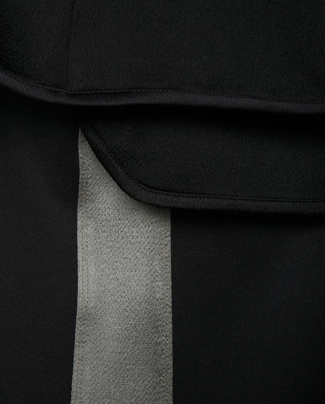Valentino Черные брюки PB0RB2A53Q3 изображение 6