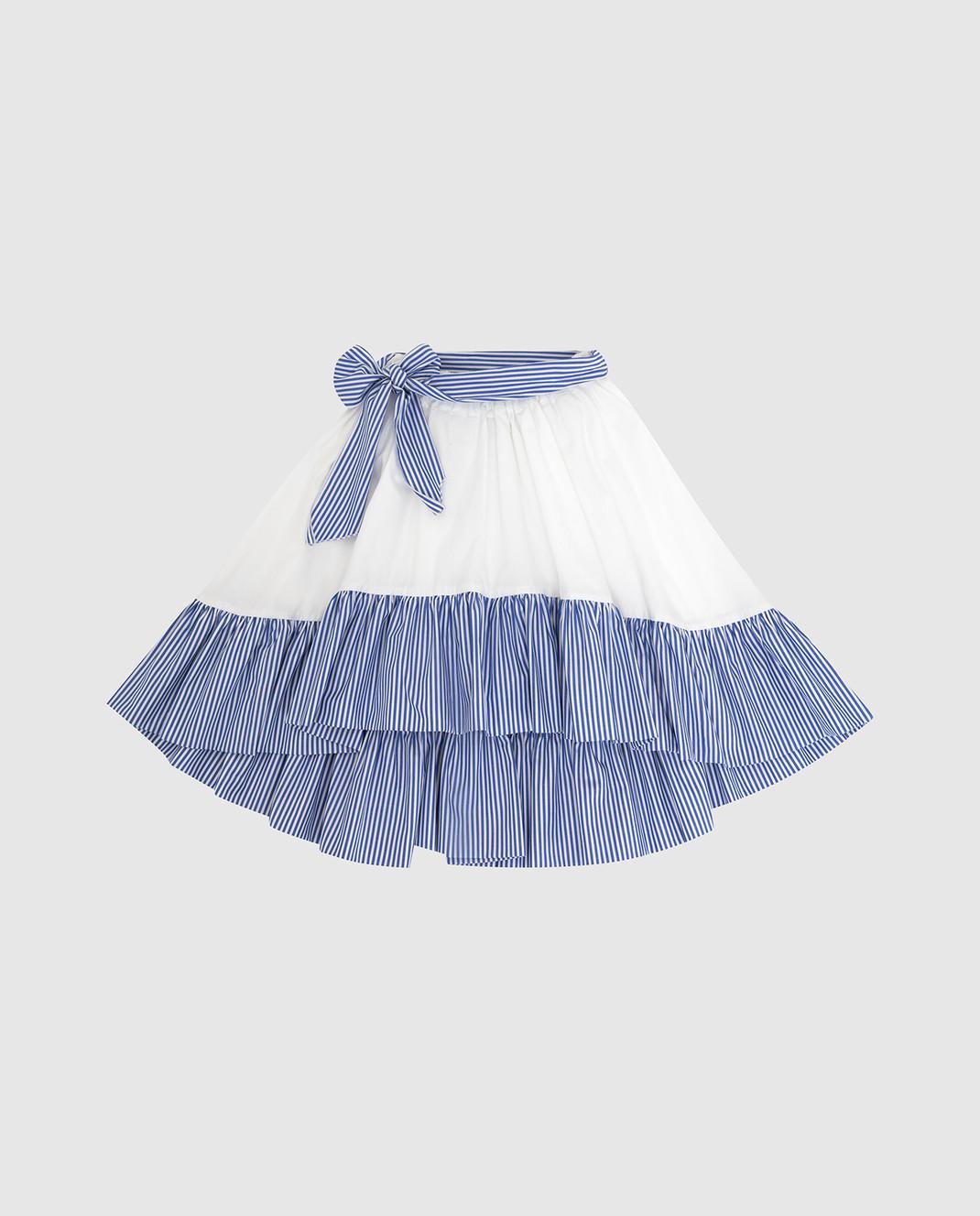 CAF Детская юбка со съемным поясом 102PO24