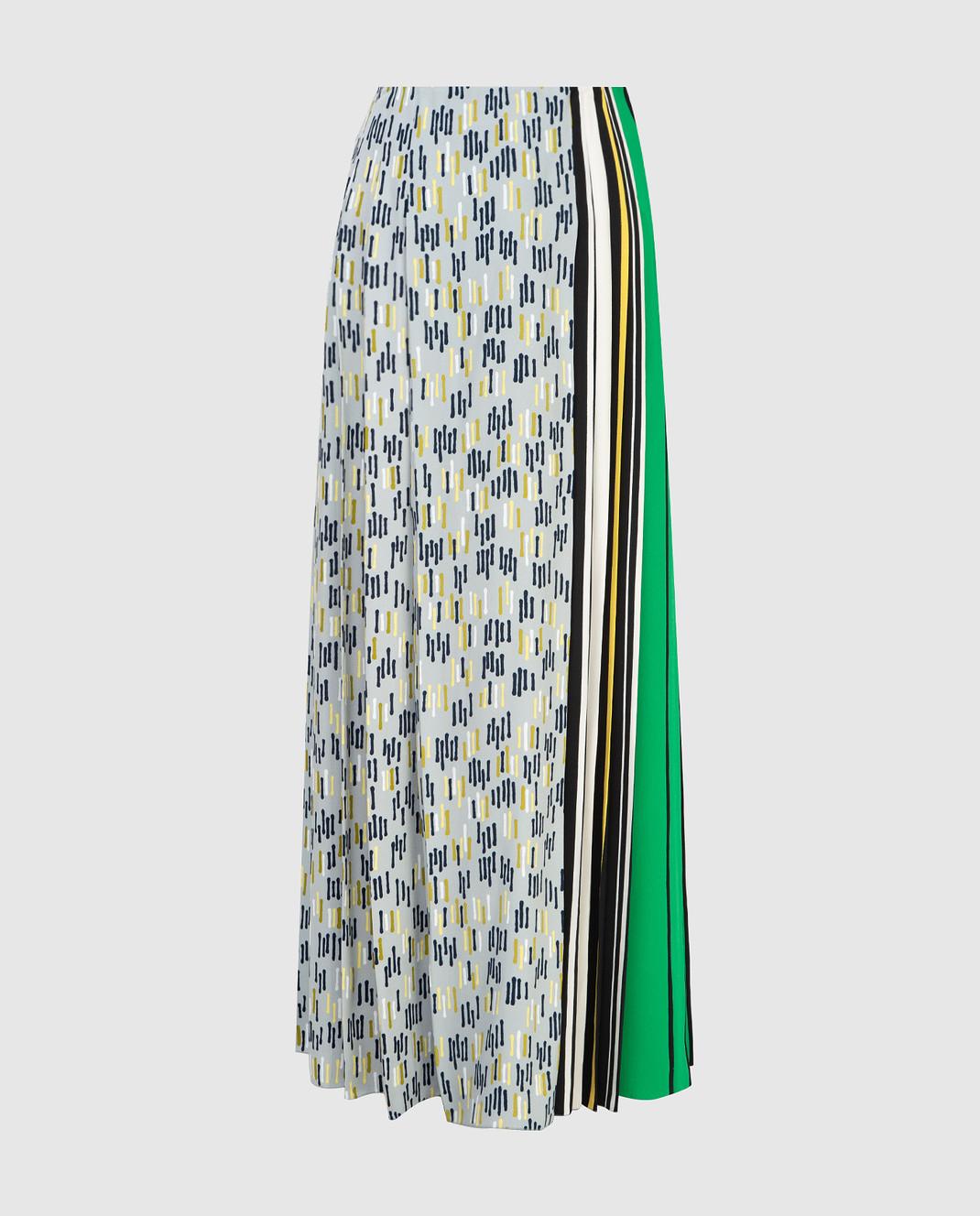 Prada Серая юбка изображение 1