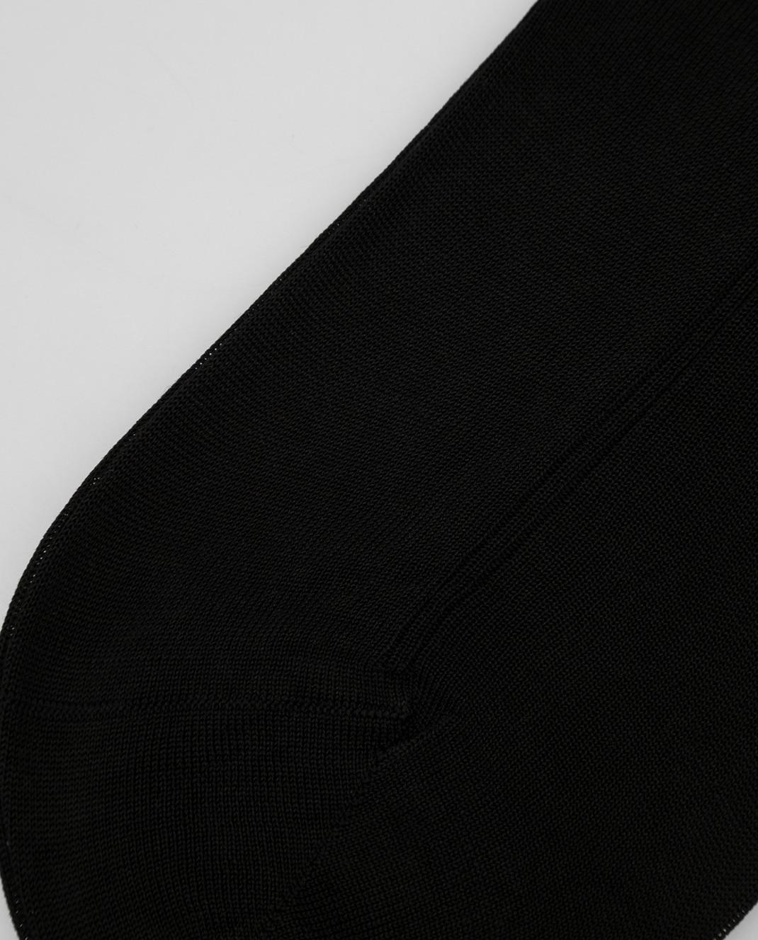 RiminiVeste Черные носки N8000 изображение 3